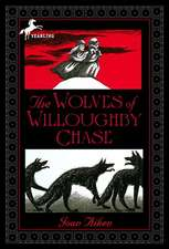 The Wolves of Willoughby Chase:  The Boy Who Invented Books for the Blind