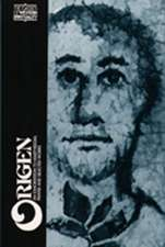 Origen:  Selected Writings
