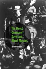 Vogels, J:  The Direct Cinema of David and Albert Maysles