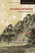 Journalism and Realism: Rendering American Life