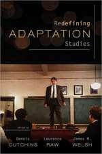 Redefining Adaptation Studies