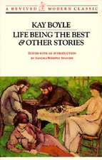 Life Being the Best & Other Stories