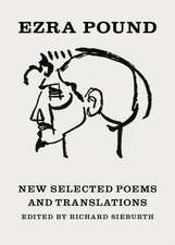 New Selected Poems and Translations 2e
