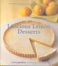 Luscious Lemon Desserts