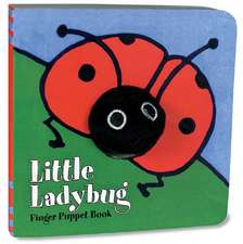 Little Ladybug:  Finger Puppet Book [With Finger Puppet]