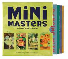 Mini Masters Boxed Set:  High-Flying Fun for the Airport and Plane
