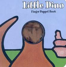 Little Dino Finger Puppet Book [With Finger Puppet]:  Perfect Meals for Pairs