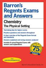 Regents Exams and Answers:  Chemistry