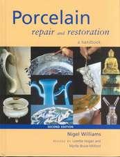 Porcelain Repair and Restoration