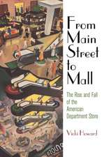 From Main Street to Mall