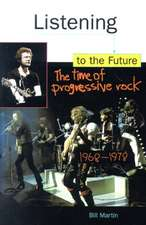 Listening to the Future:  A Pictorial History