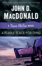 A Purple Place for Dying:  A Travis McGee Novel