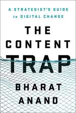 The Content Trap:  A Man Divided