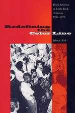 Redefining the Color Line:  Black Activism in Little Rock, Arkansas, 1940-1970