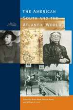 American South and the Atlantic World