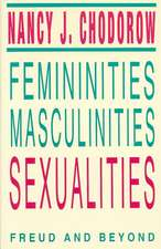 Femininities, Masculinities, Sexualities