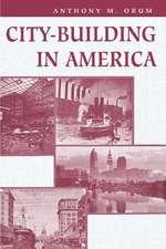 City-building In America