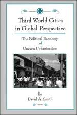 Third World Cities In Global Perspective: The Political Economy Of Uneven Urbanization