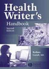 Health Writer′s Handbook