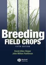 Breeding Field Crops
