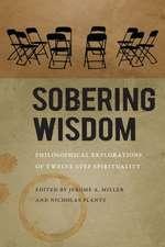 Sobering Wisdom:  Philosophical Explorations of Twelve Step Spirituality