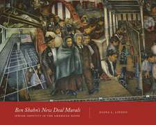 Ben Shahn's New Deal Murals