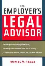 The Employer's Legal Advisor