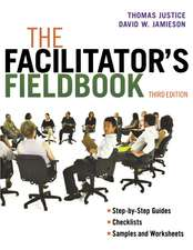 The Facilitator's Fieldbook