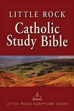 Little Rock Catholic Study Bible-NABRE