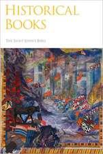 Saint John's Bible:  Historical Books
