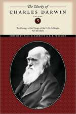 The Works of Charles Darwin, Volume 5:  Birds