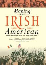 Making the Irish American