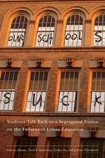 Our Schools Suck