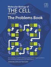 Molecular Biology of the Cell 6e - The Problems Book:  Statistical Thermodynamics in Biology, Chemistry, Physics, and Nanoscience