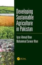 SUSTAIBALE AGRICULTURE IN PAKISTAN