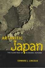 Arthritic Japan: The Slow Pace of Economic Reform