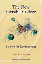 The New Invisible College: Science for Development