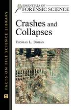 Crashes and Collapses