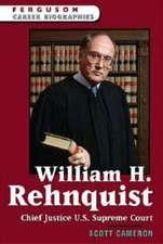 William H. Rehnquist Chief Justice U.S. Supreme Court