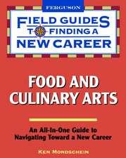 Food and Culinary Arts