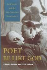 Poet Be Like God