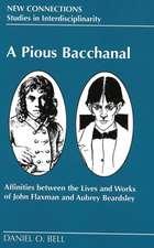 A Pious Bacchanal