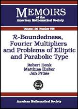 $\mathcal{R}$-Boundedness, Fourier Multipliers and Problems of Elliptic and Parabolic Type