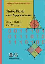 Finite Fields and Applications