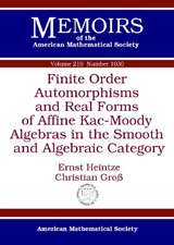 Heintze, E:  Finite Order Automorphisms and Real Forms of Af