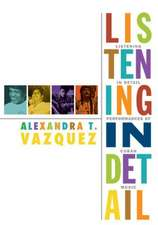Listening in Detail:  Performances of Cuban Music