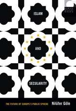 Islam and Secularity