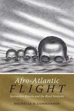 Afro-Atlantic Flight