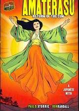 Amaterasu:  Return of the Sun, a Japanese Myth
