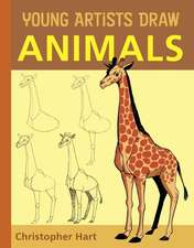 Young Artists Draw Animals